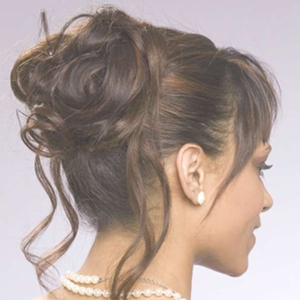Indian Wedding Hairstyles For Medium Hair – Wedding Hairstyles For For Most Popular Indian Wedding Medium Hairstyles (View 15 of 25)