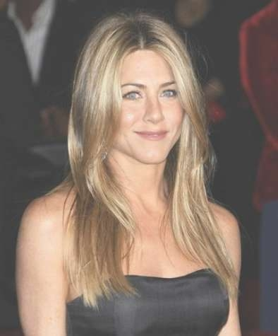 Jennifer Aniston Long Hairstyles – Popular Haircuts Pertaining To Recent Medium Hairstyles No Bangs (View 8 of 25)