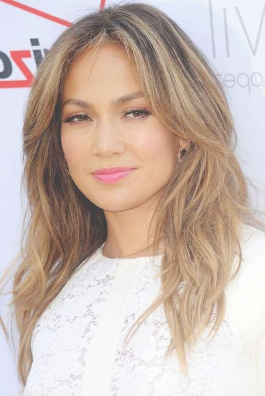 Jennifer Lopez Hairstyles – Celebrity Latest Hairstyles 2016 Within Latest Jennifer Lopez Medium Haircuts (View 7 of 25)