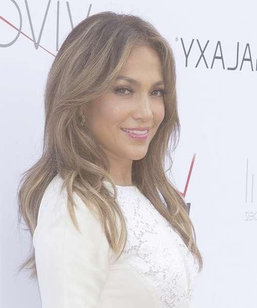 Jennifer Lopez Hairstyles In 2018 Inside Newest Jennifer Lopez Medium Haircuts (View 3 of 25)