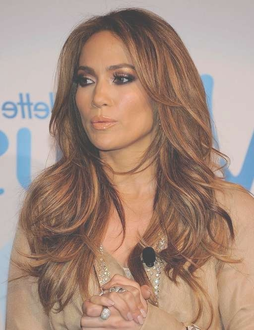 Jennifer Lopez Long Hair Styles: Bouncy Curls – Popular Haircuts Within Newest Jennifer Lopez Medium Haircuts (View 23 of 25)