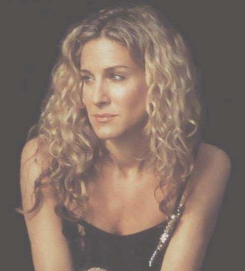 Jessica Parker Medium Curly Hairstyle with Most Up-to-Date Sarah Jessica Parker Medium Hairstyles