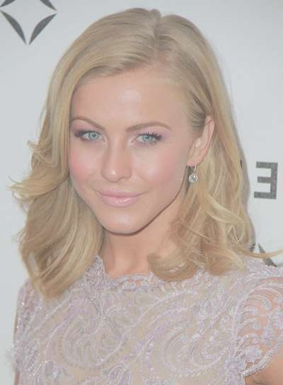 Julianne Hough – Beauty Riot With Newest Julianne Hough Medium Haircuts (View 9 of 25)