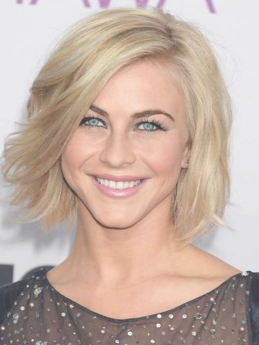Julianne Hough Hairstyles – Celebrity Latest Hairstyles 2016 In Best And Newest Julianne Hough Medium Haircuts (View 13 of 25)