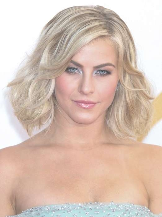 Julianne Hough Hairstyles - Celebrity Latest Hairstyles 2016 inside Newest Julianne Hough Medium Hairstyles