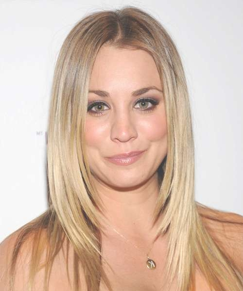 Kaley Cuoco Hairstyles: Celebrity Spotlight Intended For Most Current Kaley Cuoco New Medium Haircuts (View 7 of 25)