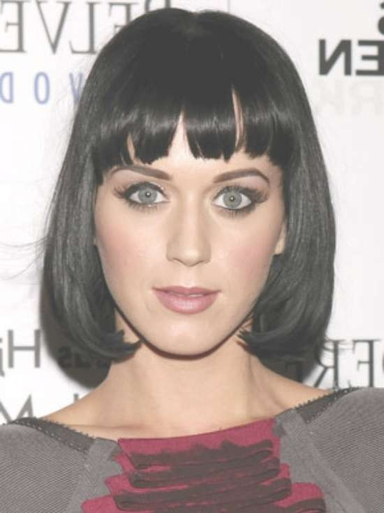 Katy Perry Bob Hairstyle – Women Hairstyles Throughout 2018 Katy Perry Medium Hairstyles (View 10 of 25)