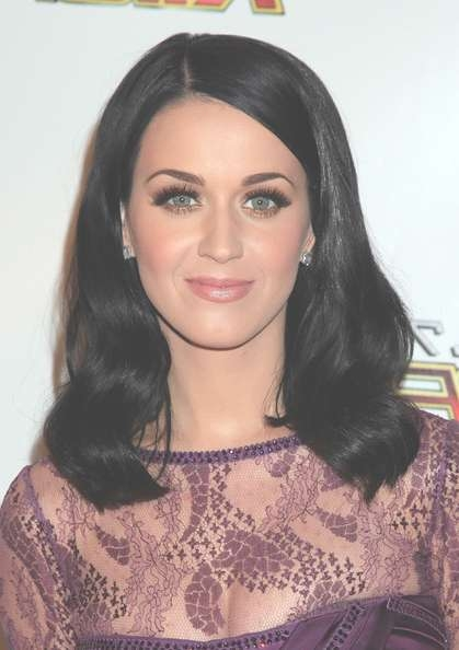 Katy Perry Medium Wavy Cut – Shoulder Length Hairstyles Lookbook Regarding Newest Katy Perry Medium Hairstyles (View 23 of 25)