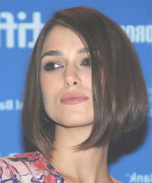 Keira Knightley Hairstyles In 2018 Throughout Most Up To Date Keira Knightley Medium Haircuts (View 21 of 25)