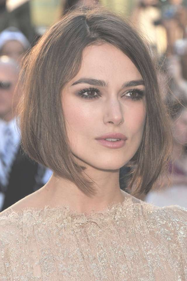 Keira Knightley's 10 Best Hairstyles – Hair World Magazine For Most Up To Date Keira Knightley Medium Haircuts (View 4 of 25)