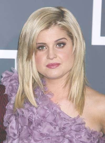 Kelly Osbourne – Beauty Riot In Most Current Kelly Osbourne Medium Haircuts (View 18 of 25)