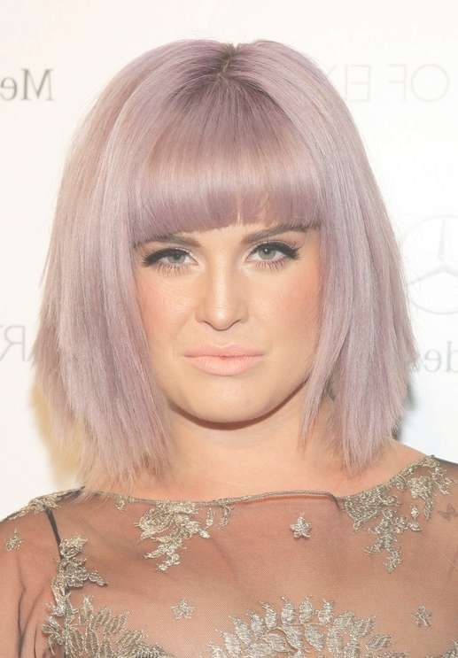Kelly Osbourne Hairstyles – Celebrity Latest Hairstyles 2016 Pertaining To Recent Kelly Osbourne Medium Haircuts (View 17 of 25)