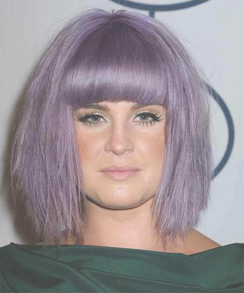 Kelly Osbourne Hairstyles In 2018 Inside Most Current Kelly Osbourne Medium Haircuts (View 16 of 25)