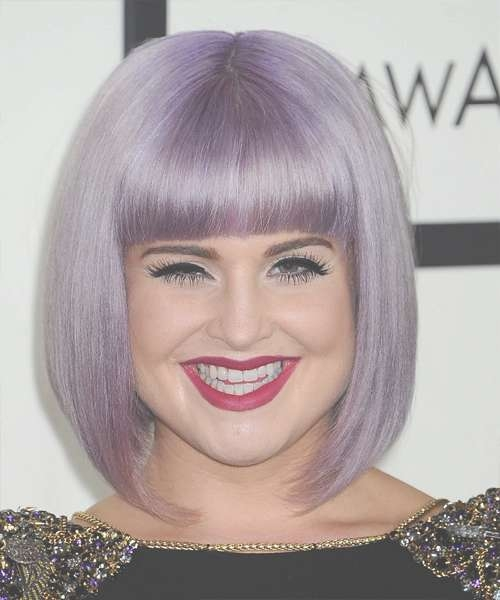Kelly Osbourne Hairstyles In 2018 With Regard To Most Current Kelly Osbourne Medium Haircuts (View 11 of 25)
