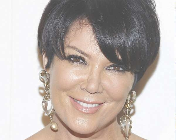 Kris Jenner And Her Short Layered Haircut – Hair World Magazine With Recent Medium Haircuts Kris Jenner (View 19 of 25)