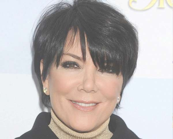 Kris Jenner Hairstyles – Hairstyle For Women With Most Recently Kris Jenner Medium Hairstyles (View 13 of 15)