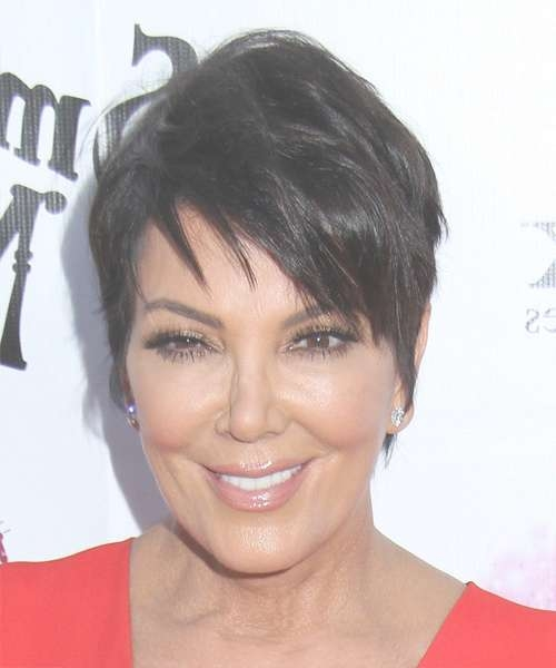 Kris Jenner Hairstyles In 2018 Throughout Most Up To Date Kris Jenner Medium Haircuts (View 5 of 25)