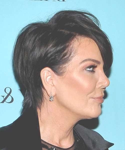 Kris Jenner Hairstyles In 2018 Within Most Recent Medium Haircuts Kris Jenner (View 16 of 25)