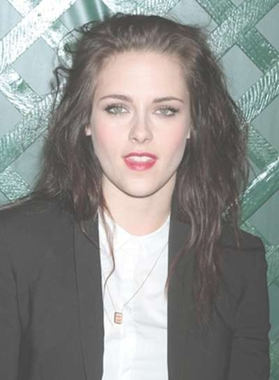 Kristen Stewart – Beauty Riot In Current Kristen Stewart Medium Hairstyles (View 12 of 15)