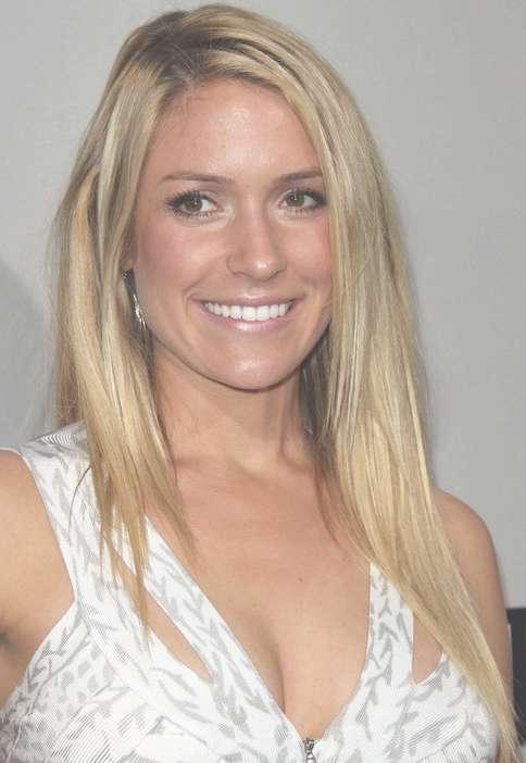 Kristin Cavallari Long Hairstyle: Uneven Straight Haircut – Pretty Regarding Best And Newest Kristin Cavallari Medium Haircuts (View 25 of 25)