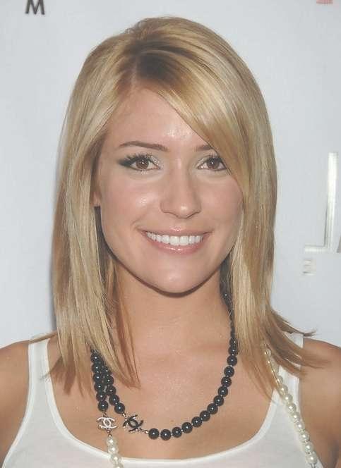 Featured Photo of Kristin Cavallari Medium Hairstyles