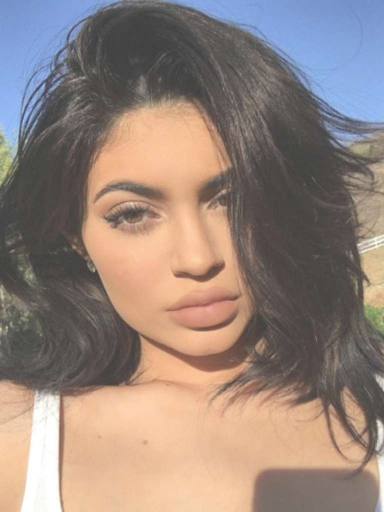 Kylie Jenner Debuted A Major New Haircut On Snapchat | Allure With Most Recently Kylie Jenner Medium Haircuts (View 4 of 25)