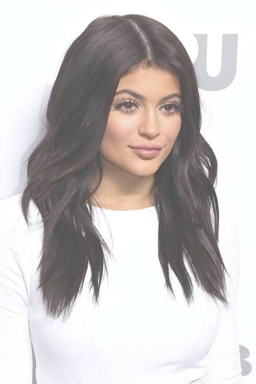 Kylie Jenner's Hair Colors To Try In 2017 | New Haircuts To Try With Most Recently Kylie Jenner Medium Haircuts (View 2 of 25)