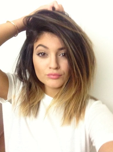 Kylie Jenner's Highlights And Lowlights – Hair World Magazine Regarding Latest Kylie Jenner Medium Haircuts (View 21 of 25)