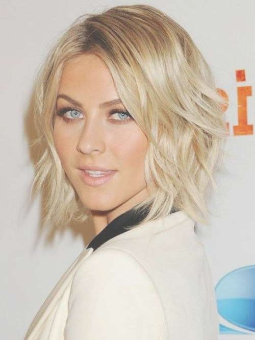 Latest 10 Medium Hairstyles 2018 – Goostyles – Page 3 Of 3 Within Most Popular Julianne Hough Medium Haircuts (View 21 of 25)