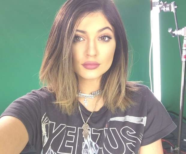 Latest Hairstyles: The Best Haircut For Your Face Throughout Best And Newest Kylie Jenner Medium Haircuts (View 15 of 25)