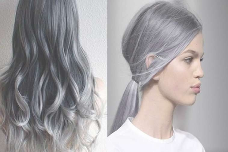 Latest Ideas About Long Short Medium Grey Hairstyles For 2018 Medium Hairstyles For Black Women With Gray Hair (View 14 of 15)
