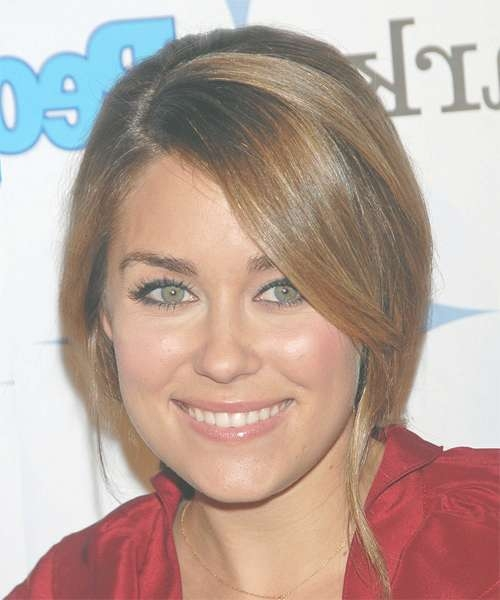 Lauren Conrad Hairstyles In 2018 Pertaining To Most Recent Lauren Conrad Medium Haircuts (View 15 of 25)