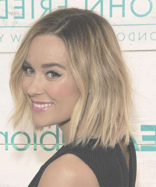 Lauren Conrad Hairstyles In 2018 With 2018 Lauren Conrad Medium Haircuts (View 8 of 25)