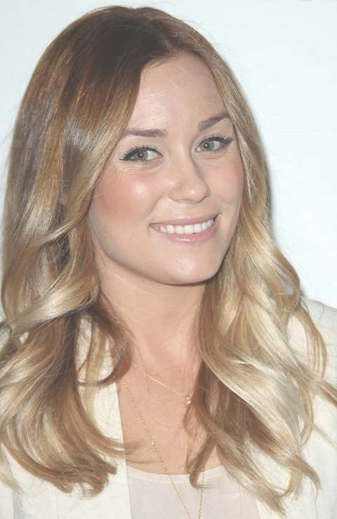 Featured Photo of Lauren Conrad Medium Haircuts