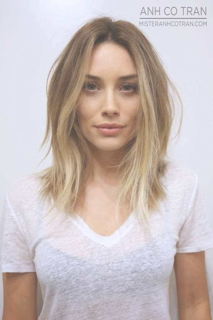 Lauren Conrad Long Bob Haircut – Popular Long Hairstyle Idea With Most Up To Date Lauren Conrad Medium Hairstyles (View 13 of 15)