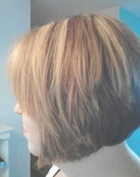 Layered Bob Hairstyles: Straight Hair – Popular Haircuts In Bob Haircuts With Layers (View 14 of 25)