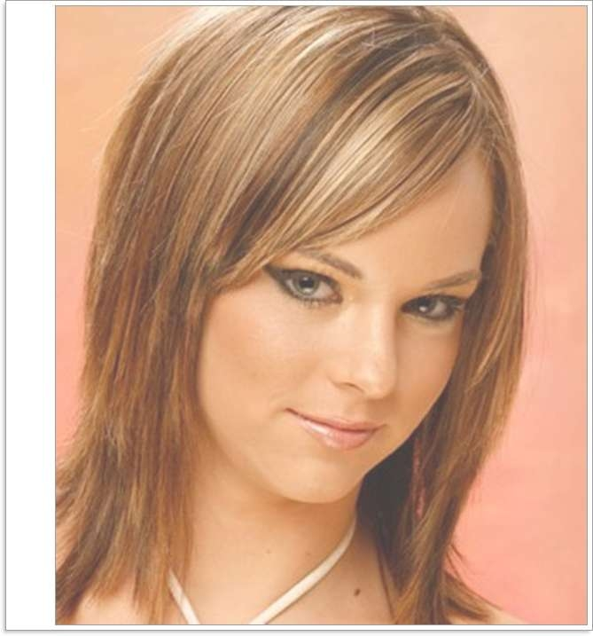 Layered Haircuts Medium Length – Dhairstyles With Current Choppy Layered Medium Hairstyles (View 5 of 25)