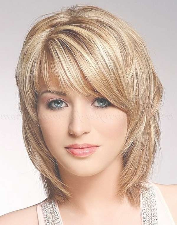 Layered ~ Medium Hairstyles Gallery 2017 For 2018 Medium Hairstyles Layered Around Face (View 12 of 25)