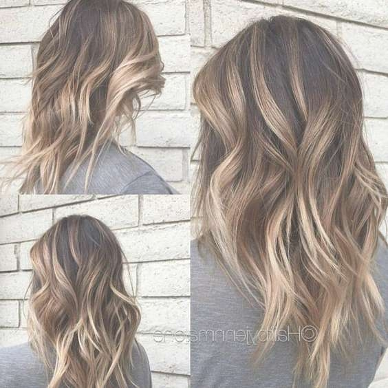Featured Photo of Medium Hairstyles With Balayage
