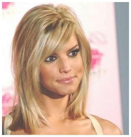 Length Fine Hair Cuts Inside Current Fine Hair Medium Haircuts (View 22 of 25)