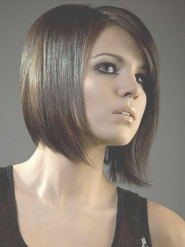 Length Hairstyles Fine Hair Pertaining To Most Recent Medium Hairstyles For Fine Thin Hair (View 19 of 25)