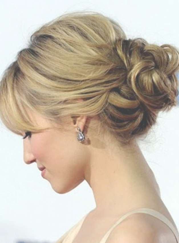 Long Bob Hairstyles Updo   Behairstyles Inside Bob Hair Updo (View 12 of 25)