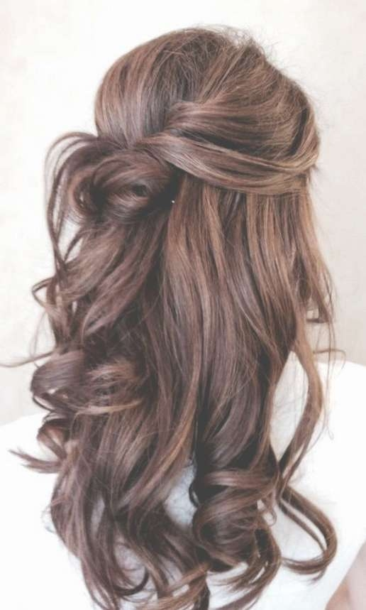 Long Hair Prom Hairstyles – Hairstyle Fo? Women & Man In Newest Long Ball Hairstyles (View 4 of 25)