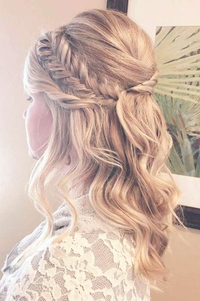 Long Hairstyles : Formal Long Hairstyles Formal Long Hairstyles With Best And Newest Medium Hairstyles For A Ball (View 18 of 25)