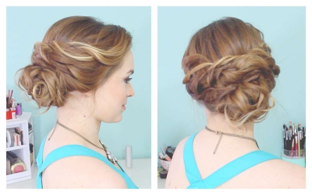 Long Hairstyles Formal Occasions Long Hairstyles For Work With Regard To Best And Newest Medium Hairstyles Formal Occasions (View 25 of 25)