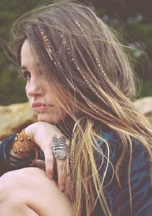 Long Hairstyles – Hippie Hairstyle For Women | Trendy Hairstyles Intended For Most Recent Hippie Medium Hairstyles (View 2 of 15)
