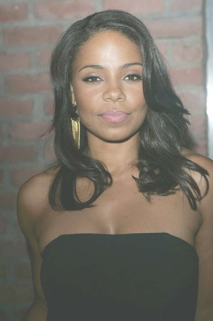 Long Layered Hairstyles For Black Women – Popular Long Hairstyle Idea With Regard To Most Recently Layered Medium Haircuts For Black Women (View 20 of 25)