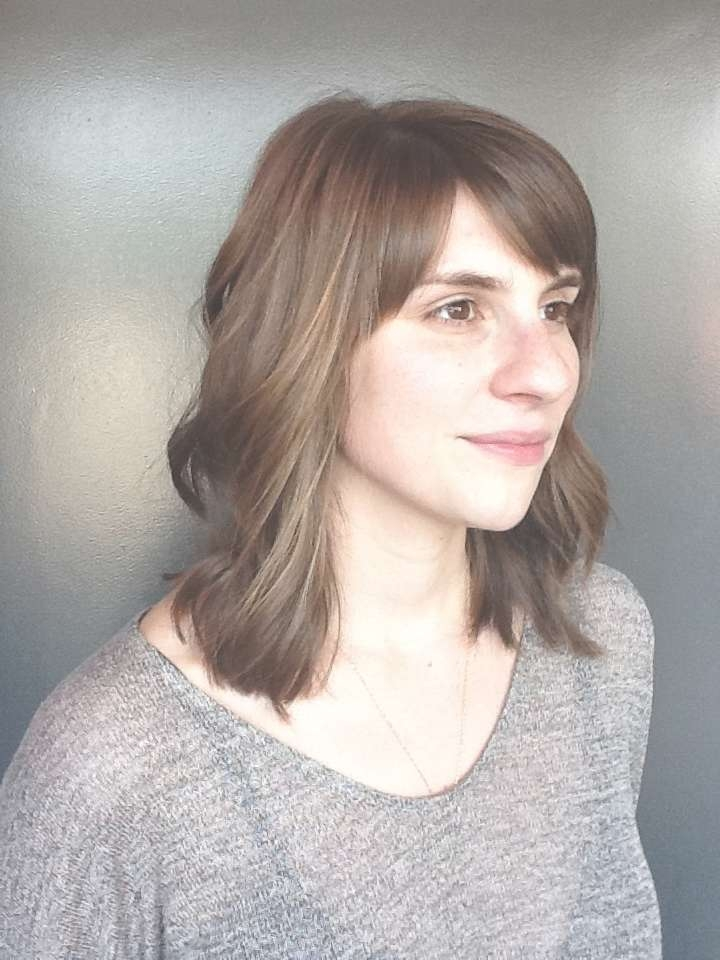 Low Maintenance Hairstyles | Neil George Pertaining To Most Recent Easy Maintenance Medium Haircuts (View 17 of 25)