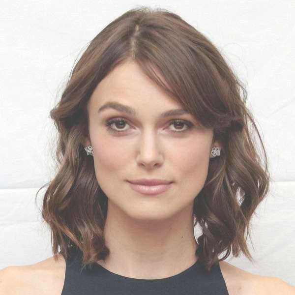 Low Maintenance Wavy Hair Medium Length Haircuts Intended For Most Recent Medium Hairstyles Low Maintenance (View 5 of 25)