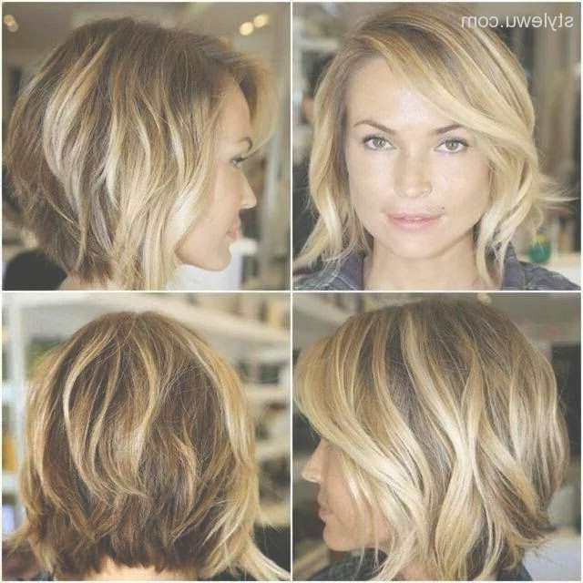 Mature Cute Hairstyles With Medium Length Hair Inside Most Popular Medium Hairstyles For Summer (View 5 of 15)